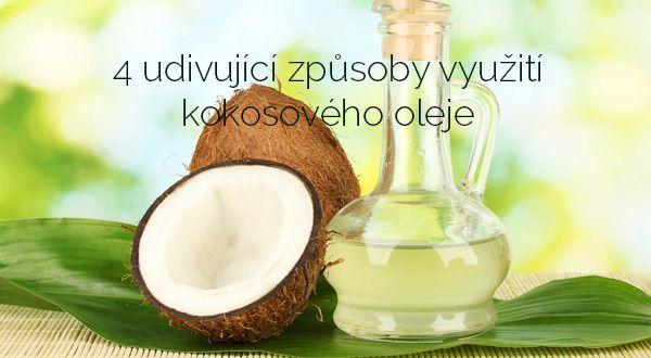 4 udivujc zpsoby vyuit kokosového oleje  ProKondicicz