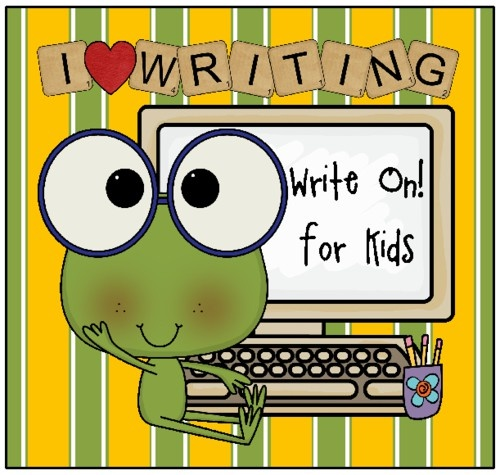 Online writing activities