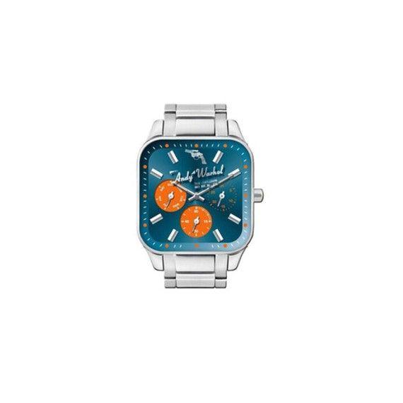 """Reloj """"Revólver""""  by Andy Warhol Watches    Siente la inspiración y creatividad del genio del Pop Art en tu muñeca."""