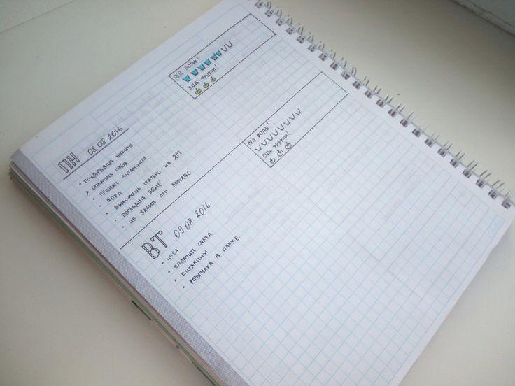 Не буду распинаться, как нам хочется все успевать и ничего не терять, сразу к делу, время не ждет. :) Bullet journal — это способ ведения ежедневника, позволяющий использовать его для чего угодно, потому что ежедневник мы создаем сами. Чтобы начать, нам потребуются ручка и тетрадь/блокнот/ежедневник. Для поборников совершенства — линейка и карандаш.