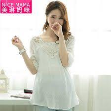 Resultado de imagen para blusas de maternidad