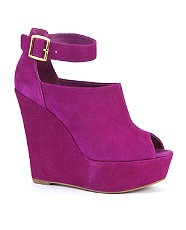 Steve Madden Fuscia Super Wedge   £79.99