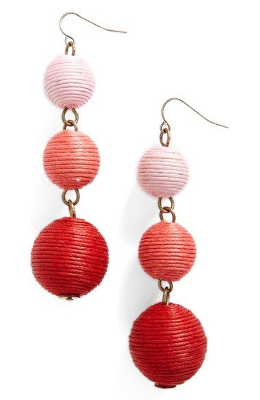 BaubleBar Crispin Drop Earrings available at #Nordstrom