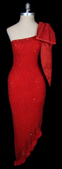 Dress Valentino, 1980s The Frock