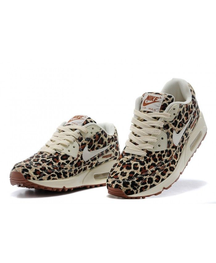 cheaper f5c4b 5fc22 Order Nike Air Max 90 Womens Shoes Leopard Official Store UK-1327 ...