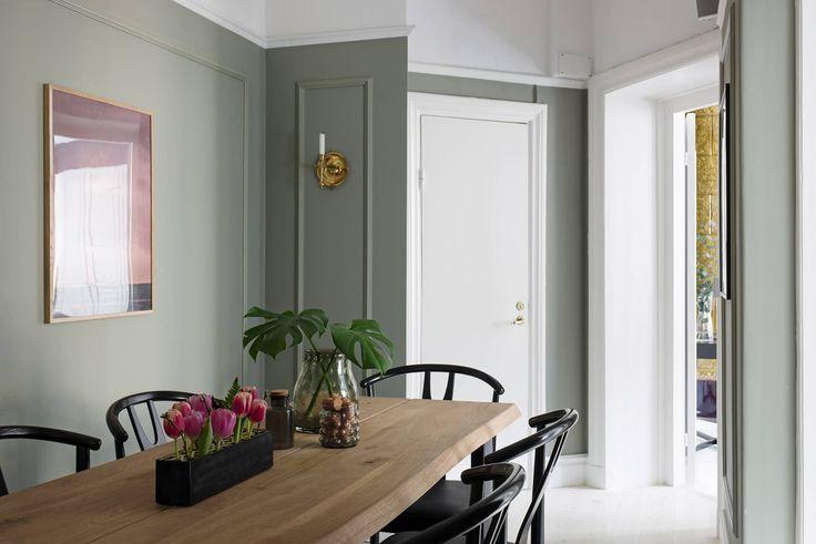 Här svarar jag på vad alla färgkoder i vårt hem heter, vart vi har köpt dem och vad ni kan tänka på om ni ska måla om hemma!