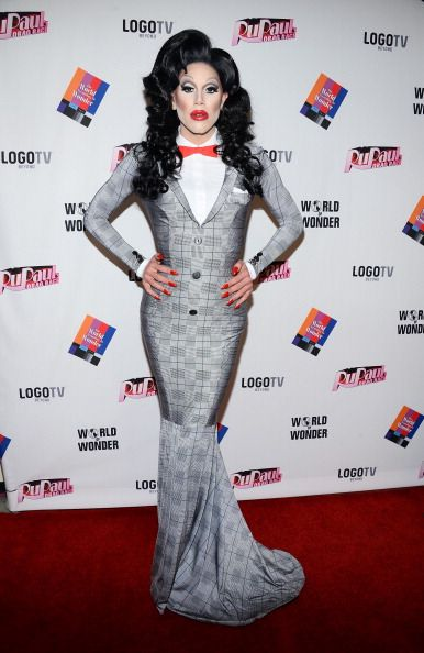 fuck yeah Sharon Needles. i MUST do this outfit -  Rupauls Drag Race Season 5 Finale, Reunion & Coronation Taping
