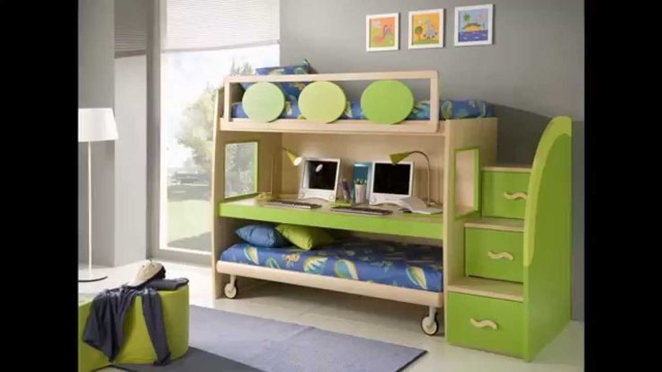 20+ Bunk Beds for Short Ceilings - Low Budget Bedroom ...