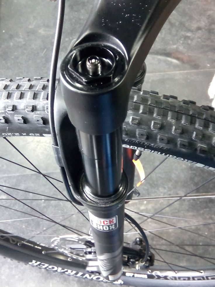 #taller #mecánica #bicicletas #workshop #wrenchers #bicycles Pro setting en RockShox SID .