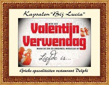 Valentijnsdag actie