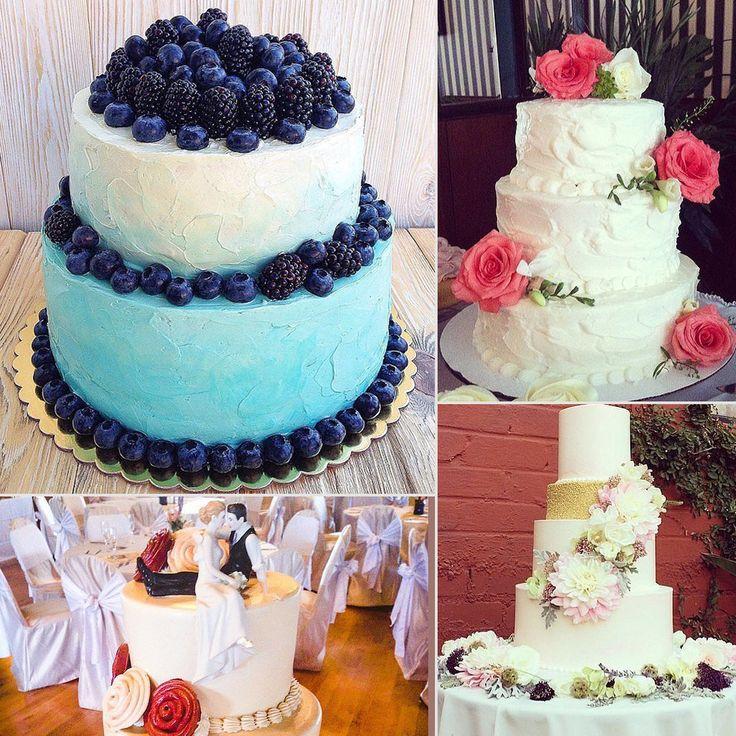 Cheap Wedding Ideas For Summer: 1000+ Ideas About Summer Wedding Cakes On Pinterest