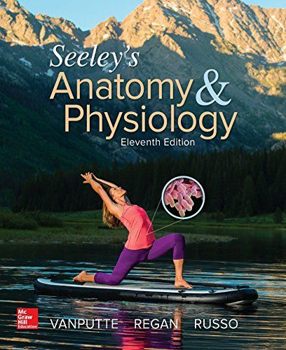 Seeley's Anatomy & Physiology 11th Edition Pdf Download e-Book
