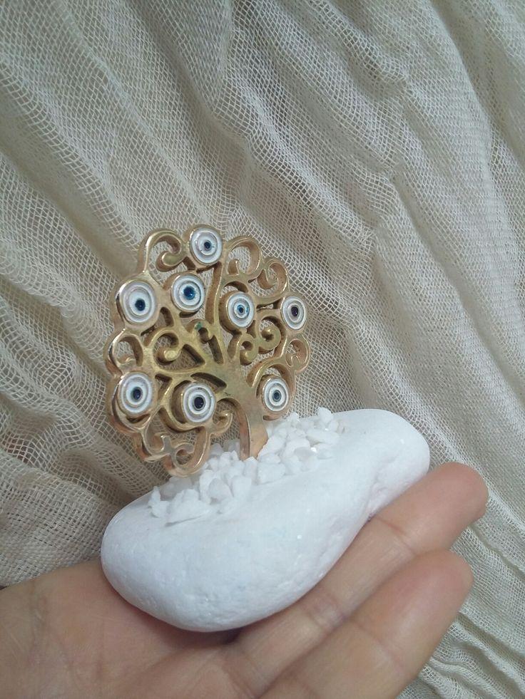 Πρωτότυπες μπομπονιέρες βάπτισης, μοντέρνες μπομπονιέρες γάμου! Χειροποίητες μπομπονιέρες το δέντρο της ζωής με βότσαλο! Καλέστε  2105157506