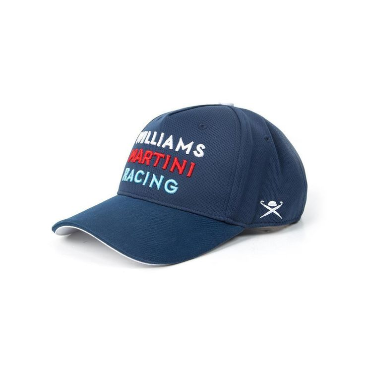 Williams Martini Racing F1 Formula One 2017 Team Hat