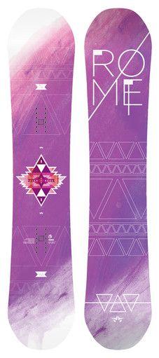 Rome Scandal Snowboard | Rome Snowboard Design Syndicate 2015