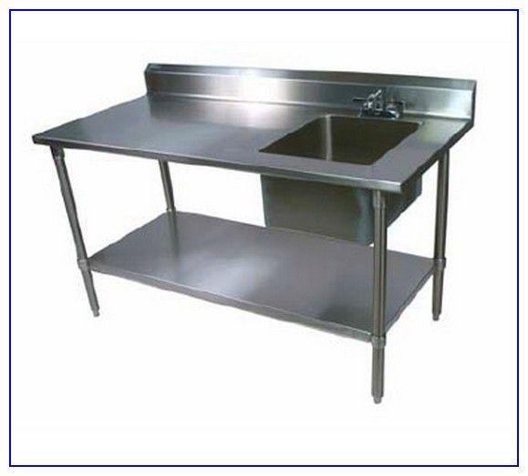 Commercial Kitchen Prep Table   Http://truflavor.net/commercial Kitchen