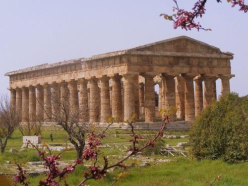 Temple of Poseidon - Paestum