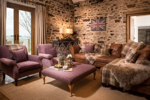 Caspian Ranch, Luxury self-catering Home Dulverton with Stables