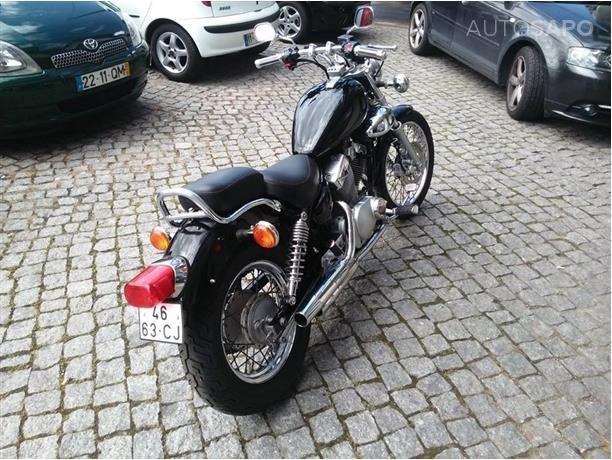 Yamaha Viergo