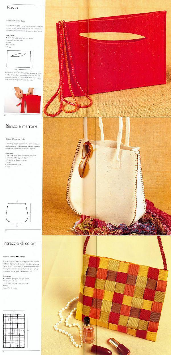 Сумочки из необычных материалов (траффик, багаж) / Сумки, клатчи, чемод� | Сумки, клатчи, чемоданы - переделка и шитье своими руками