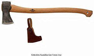 Amazon.com : Gransfors Scandinavian Forest Axe #430 : Gransfors Bruks Axe : Patio, Lawn & Garden