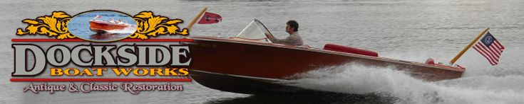 Do you have a fine boat that needs to be restored? Jerry LeCompte is among several of the highly professional boat restorers and builders at The Silver Anniversary Antique & Classic Boat Festival in St. Michaels, Maryland on Father's Day Weekend.