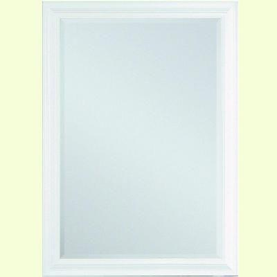 Erias home designs moonlight 29 in x 41 in beveled edge for Erias home designs mirror mastic