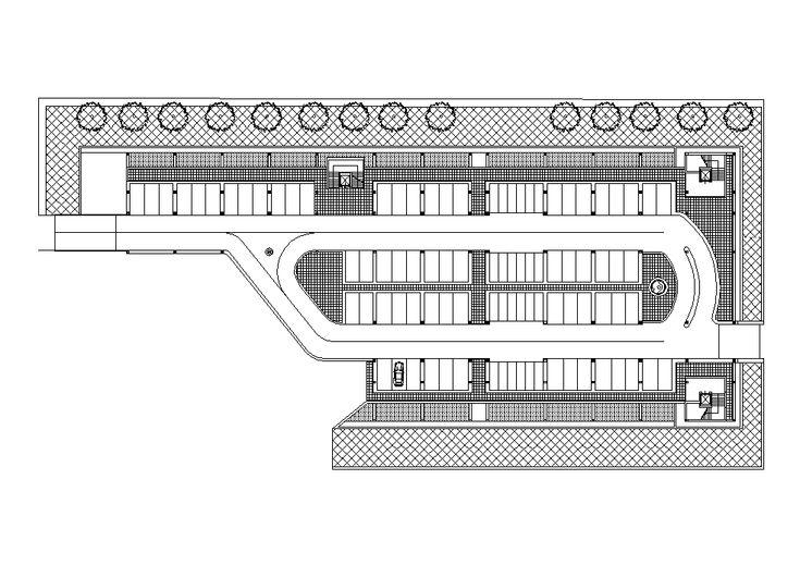 parking structure plans - Google Search