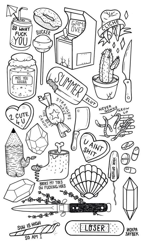 Tattoos,Diseños Basicos