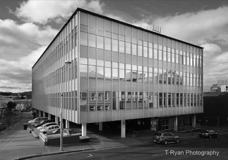 State Library of Tasmania heritage listed (Glass + Brutalism)