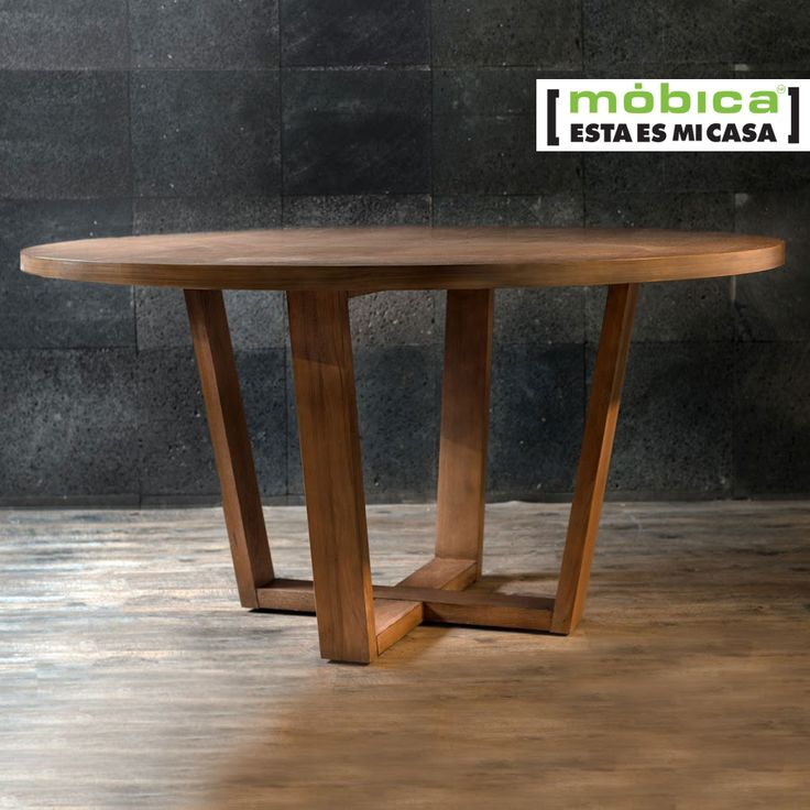 1000 ideas about comedor redonda en pinterest mesas de for Comedor mesa redonda