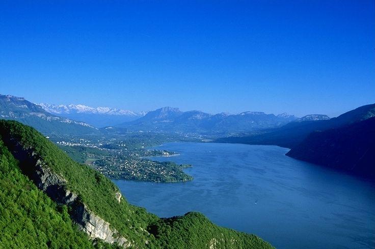 Lac du Bourget Alpes françaises
