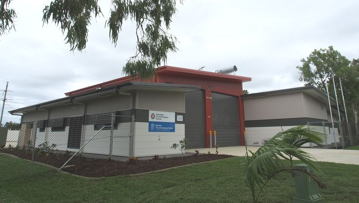 Fire Station Build - Mareeba