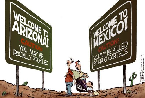 Funny Mexican Pictures for Immigrants   Caught In The Middle