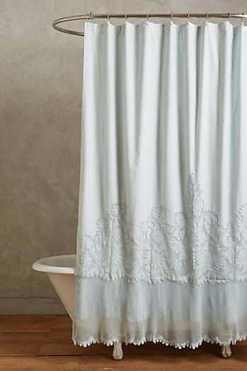 Sissonne Shower Curtain