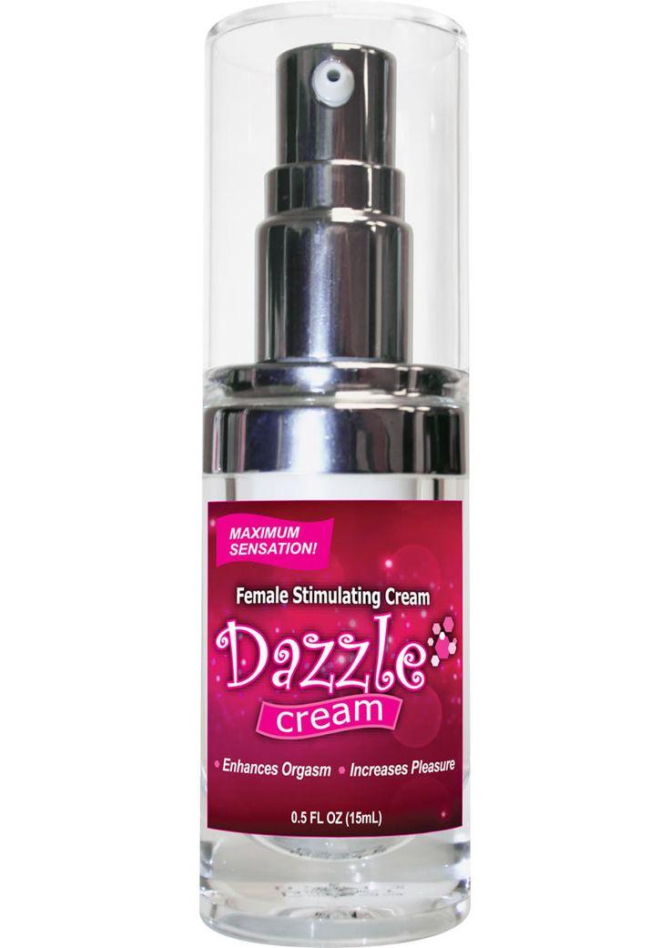 Buy Dazzle Female Stimulating Cream .5 Ounce Bottle online cheap. SALE! $24.99