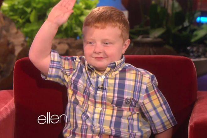 'Apparently Kid' foi ao programa de Ellen DeGeneres, tem nova palavra preferida