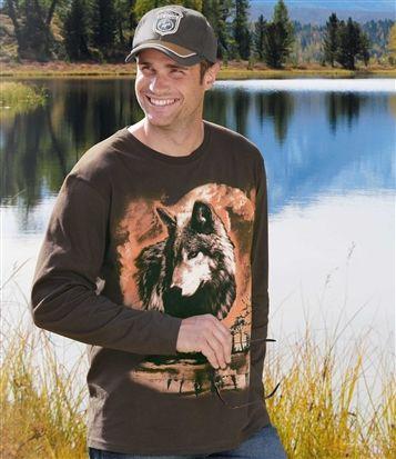 Tee-Shirt Canadian Style : http://www.atlasformen.fr/products/special-randonnee/tee-shirt-canadian-style/10433.aspx #atlasformen