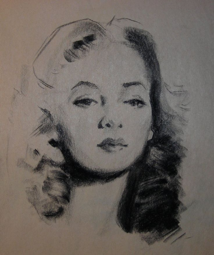Bruce Hedges Fine Art - Drawings and paintings: After Andrew Loomis