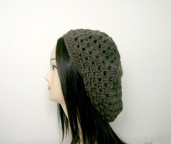 CROCHET BERET PATTERN Crochet Hat Pattern por FreyaEsmeCollection