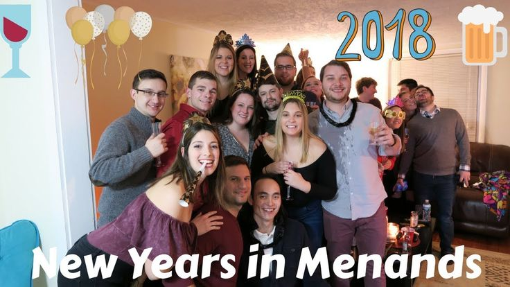 Watch our very sarcastic video on our New Years celebration in Menands, NY in the USA!