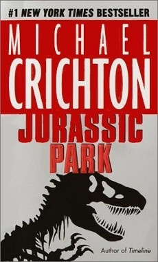 dinos eat the characters you don't like: Jurassic Parks, Worth Reading, Books Worth, Movie, Theme Parks, Dinosaurs, Favorite Books, Novels, Michael Crichton