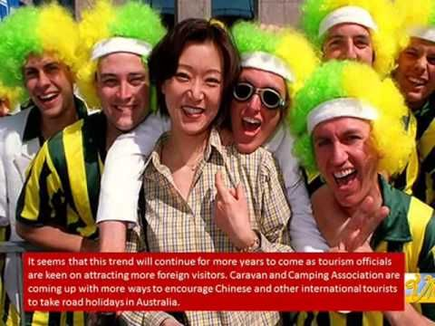 Growing Number of Chinese Visitors on a Self Drive Campervan Hire Holiday - YouTube- Viva Campers