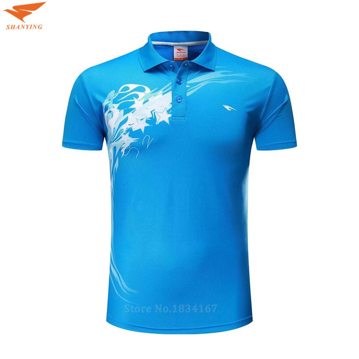 Top Quality Quick Dry Men Sportwear Polo Shirt Short Sleeve Sports Golf  Shirts Turn-down Collar Breathable Badminton Clothing #Affiliate