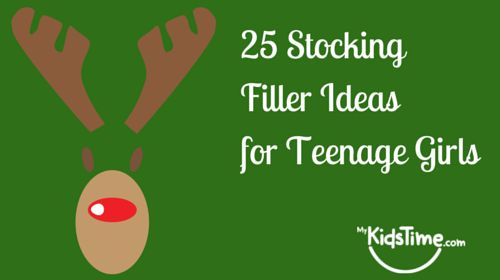 Have you been looking for a small present for a teenage girl? Stumped on stocking stuffer ideas? Here are 25 stocking filler ideas for teenage girls.