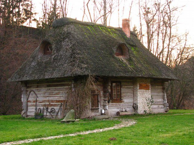 Kazimierz Dolny - Stara Chata  restored old cottage in Poland