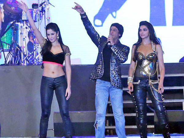 Katrina Kaif and Deepika Padukone are the new BFFs in town?