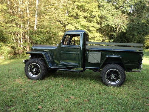 willys truck build - Google Search