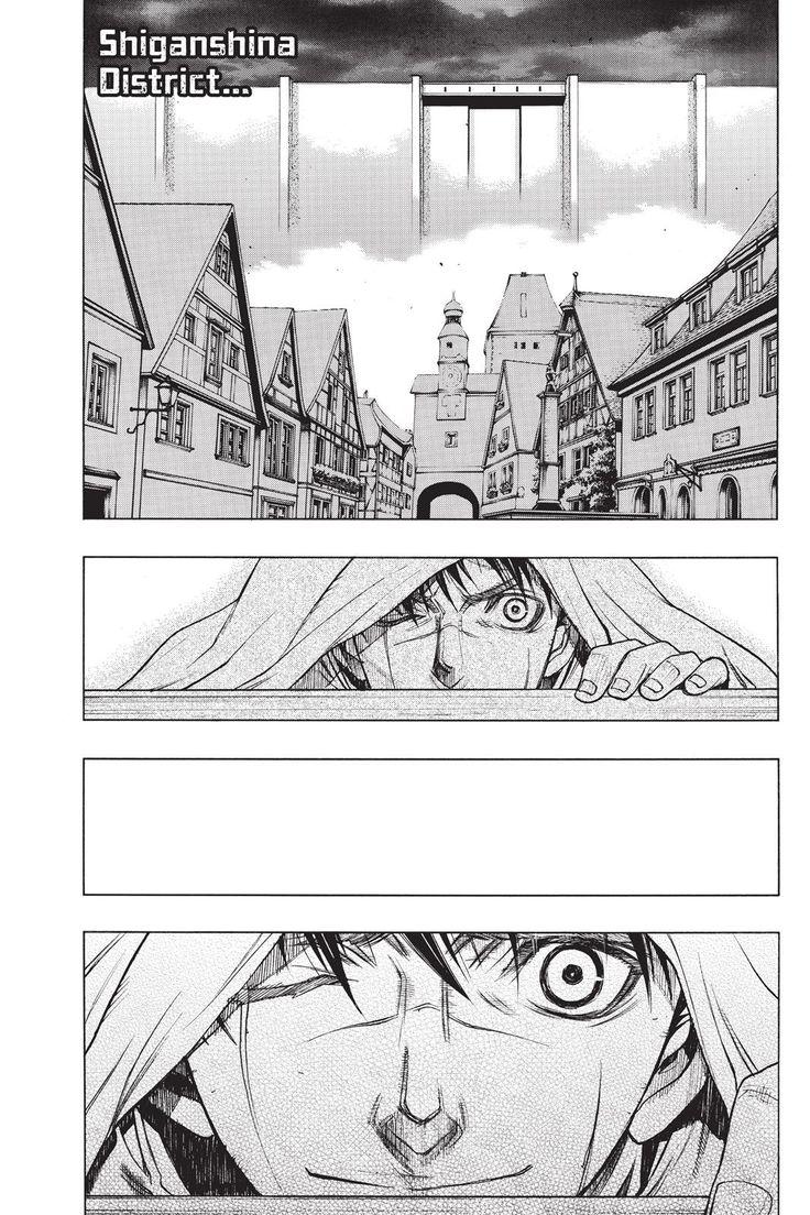 Shingeki no Kyojin – Before the Fall Chapter 022 – Read Attack on titan/Shingeki no kyojin Manga