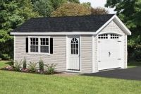 New England Garages - Amish Mike- Amish Sheds, Amish Barns, Sheds NJ, Sheds, Barns